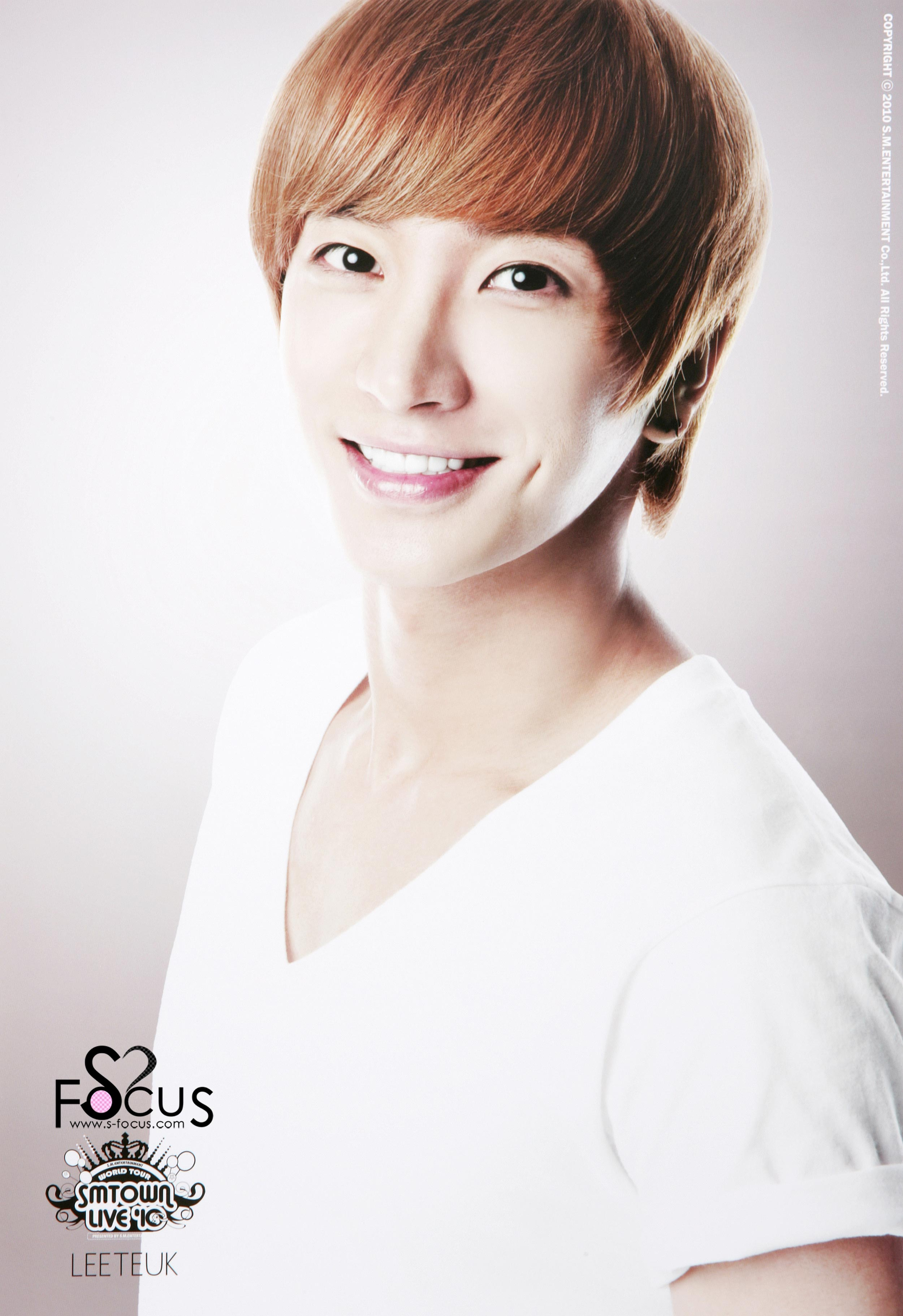 Leeteuk Profile / Biography